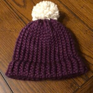Other - Warm knitted toddler hat
